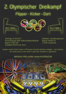 2. Dreikampf 2017 ©Multiball